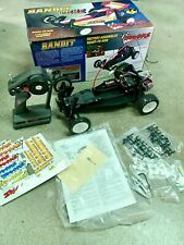 TRAXXAS  Extreme Sports Buggy XL-1 27 MHZ R/C Car + Remote, Accessories, Box!