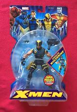 X-MEN WOLVERINE STEALTH SUPER POSSIBLE ACTION FIGURE NEW 2005 MARVEL