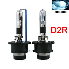 2PCS AC D2R 8000K Light OEM HID Headlight Light Bulbs for Volvo XC90 04-06
