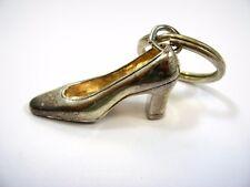 Sammlerstück Schlüsselanhänger: Silber Absatz Schuh Schöne