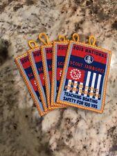 5 - 2013 Boy Scout Jamboree US Power Squadron Patches