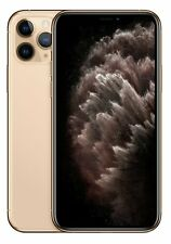 SIM Free Apple iPhone 11 Pro 5.8 Inch 256GB 12MP 4G Mobile Phone - Gold