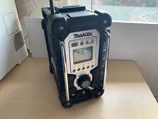 Makita Radio Bmr 103 Black Edition Baustellen Radio