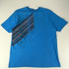O'neill Casual Short Sleeve Printed Fit T-Shirt New - Blue - Size: S,M,L
