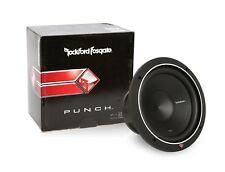 "P1S4-10 ROCKFORD FOSGATE / PUNCH 10"" SUBWOOFER / SINGLE 4-OHM VOICE COIL"