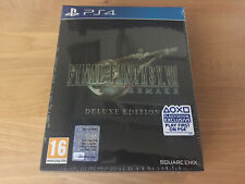 FINAL FANTASY VII REMAKE DELUXE EDITION PLAYSTATION 4