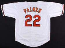 Jim Palmer firmado de Orioles Jersey (JAMES SPENCE AUTHENTICATION  certificado de autenticidad) 3x Serie Mundial Champ (66 d97946ee7