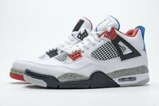 "Nike Air Jordan 4 CI1184-146 Retro""What The""  8.5 u.s."