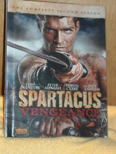 Spartacus: Vengeance (DVD, 2012, 3-Disc Set) Andy Whitfield
