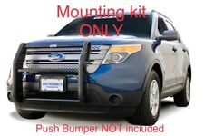 Go Rhino Push Bumper BRACKET 2012-2015 Ford Explorer PI Utility/SUV part# 5340TK