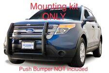Go Rhino Push Bumper Bracket 2012 2015 Ford Explorer Pi Utilitysuv Part 5340tk