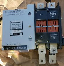 Generac ATS Transfer Switch 200 A CONTACTOR ASSEMBLY Part # 0C8884 Used Take Out