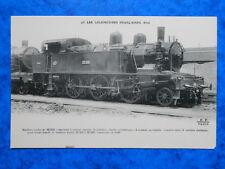 Machine n° 32-558 pour Trains Lourds de Banlieue. Const.1910 ( Etat )