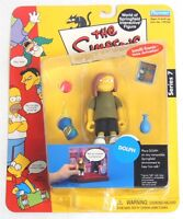 The Simpsons Dolph Action Figure Playmates Toys NIB Voice Activation