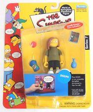 The Simpsons Dolph Action Figure Playmates Toys NIB Voice Activation