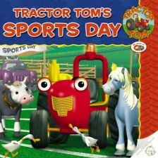 Tractor Tom - Tractor Tom's Sports Day by Rebecca Gee Paperback Book The Cheap