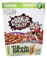 Nestle Cookie Crise Chocolate Chip Breakfast Cereal Whole Grain Best Seller 180g