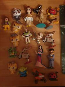 Disney figures bundle toy story mulan pocahontas muppets