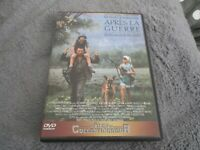 "DVD ""APRES LA GUERRE"" Richard BOHRINGER, Antoine & Julien HUBERT"