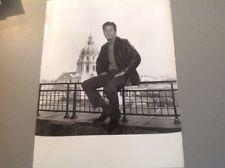 JEAN PIAT - Photo de presse Originale 21x27