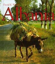 Albania (Enchantment of the World) by Wright, David K.