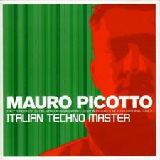 MAURO PICOTTO: ITALIAN TECHNO MASTER – 17 TRACK MIX CD, NITZER EBB, HENRIK B