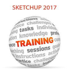 SKETCHUP 2017 - Video Training Tutorial DVD