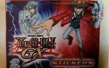 YU GO OH! GX SERIES 2 X5O LOOSE STICKERS