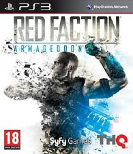 RED FACTION ARMAGEDDON NEUF PS3