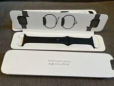 Apple Watch Hermes Series 6 Black Sport Band 44mm