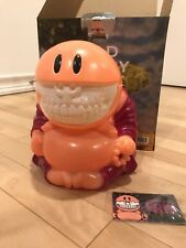 Ron English Mad Happy Monk Grin Black Light Magic Purple Edition 1 of 288 Signed