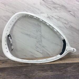 Adidas EQT ARREST Unstrung Goalie Lacrosse Head 16.5 White AP6583