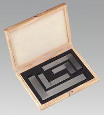 Sealey AK11000 Precision Steel Square Set 4pc Post