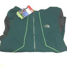 The North Face Kilowatt Jacket Depth Green & Asphalt Grey Mens, Size: Small