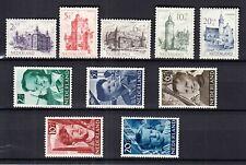 Nederland Jaargang 1951 smetteloos postfris