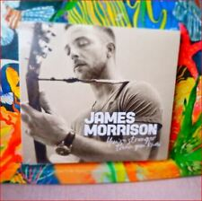 "James Morrison New Sealed 2019 Fast Freepost ""You're Stronger Than You Know"" CD"