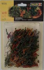 FALLER 181255 Undergrowth Plants (60) 00/HO Model Railway