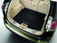 Nissan Genuine X-Trail T32 Cargo Trunk Textile Mat Boot Liner - Black KE8404B000