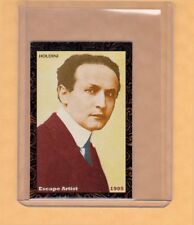 Harry Houdini Worlds Greatest Magician, rare Legacy series #1