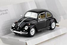 VW Käfer schwarz 1:24 Kinsmart Modellauto