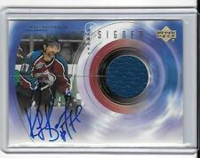 RAY BOURQUE 2001 UPPER DECK GAME JERSEY AUTOGRAPH