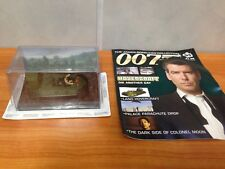 James Bond Car Collection No 93 - Hovercraft - Die Another Day + Magazine
