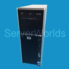 HP Z400 QC W3580 3.33Ghz 6GB RAM 160GB WD SATA DVDRW NVS285