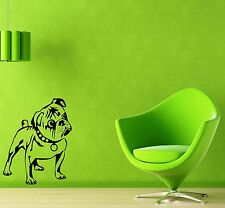 Wall Stickers Vinyl Decal Funny Dog Puppy Animal Home Decor (ig947)
