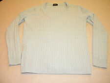 Eddie Bauer Stretch Womens long sleeve vneck sweater Size S