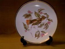Vintage Royal Halsey Very Fine China Plate With Bird-Lipper & Mann Japan