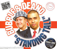 BUBBLE & DEANO - Standing Tall (UK 3 Tk Enh CD Single)
