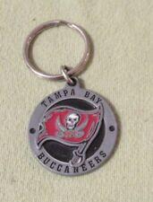 Tampa Bay Buccaneers NFL Football Pirate Flag Keychain Keyring