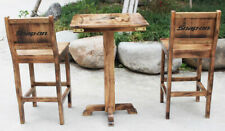 Snap-On Tools Pub table with 2 chairs set