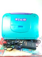 Vintage 1994 PICO SEGA Educational System Complete Tested-Works Great Condition